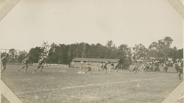 The Old Football Stadium