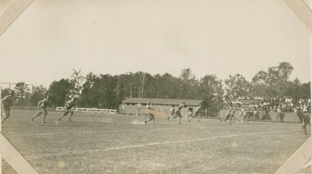 Football 1913 Rice Field