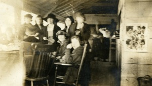 Community House interior 1919