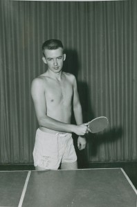 Shirtless pingpong 2