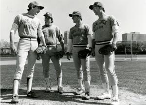baseball nd