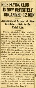1929 Airplane Thresher march 11