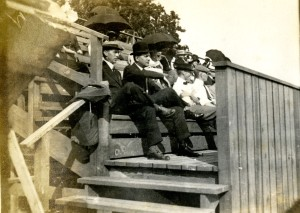 LovettMcCants Football Stands 1915