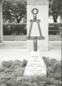 Tau Beta Pi bent August 1987