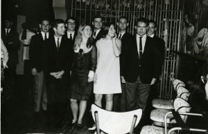 Band dinner mid 60s
