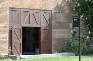 Barn door 2012