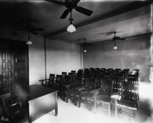 Classroom in Admin 1912 GPN