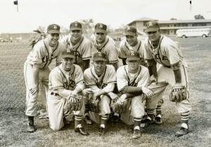 baseball 1950s