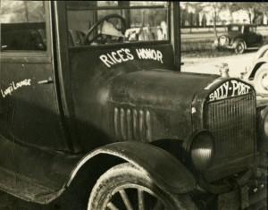 Jitney bus 1936