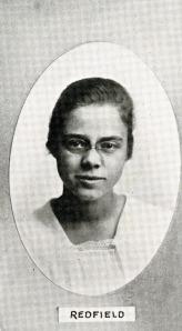 Helen Redfield 1919 Campanile