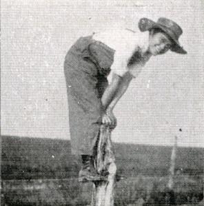 Helen Redfield 1920 Campanile