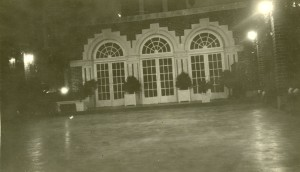 Mess Hall Dolled Up for Junior Prom March 1924 2