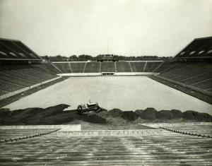 Stadium dirt 1