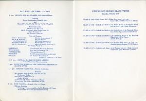 1962 Homecoming program 2