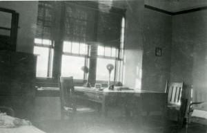 Charles and Robert Blair 407 East Hall tower 1929 to 1931