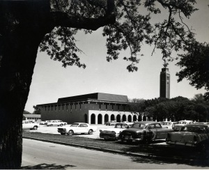 Ryon Lab plus parking lot 1965
