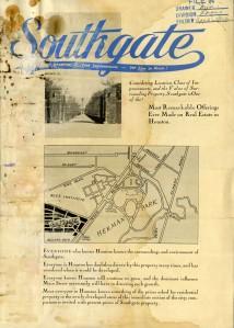 Southgate 1931 ABC