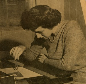 Coeds WWII Catherine Coburn