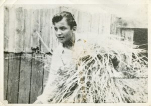 Sergio Leon Yanez Garcia ca 1947 at Rice