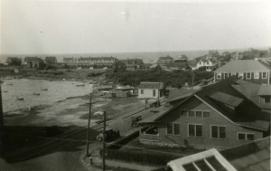 Woods Hole summer 1916 JSH