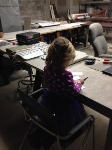 Littlest Archivist