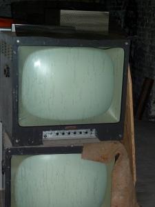 TVs Creighton attic