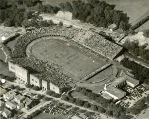 1949 Old Stadium Allen Papers