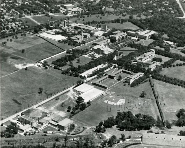 Aerial July3 1956