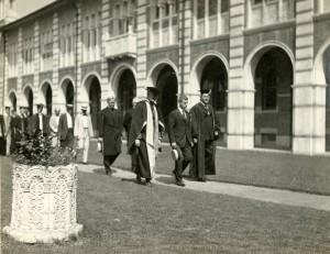 1920 commencement pot