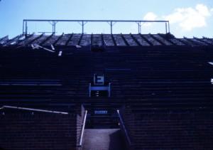 Tearing Down Old Stadium