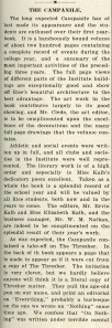 Thresher article on first campanile June 12 1916