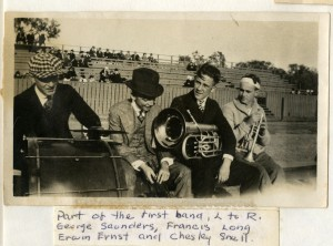 First band c1915