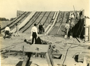 Physics construction January 1914