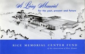 RMC fund raiser 1955