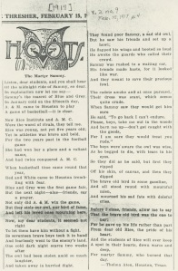 Sammy Poem 1917