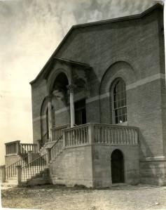 Chem lecture Hall door 1925