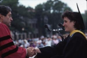 Commencement 1988 1990