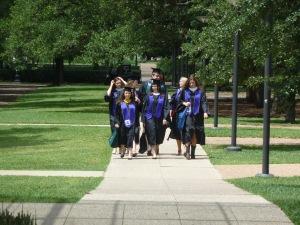 Grads on Wednesday 2014