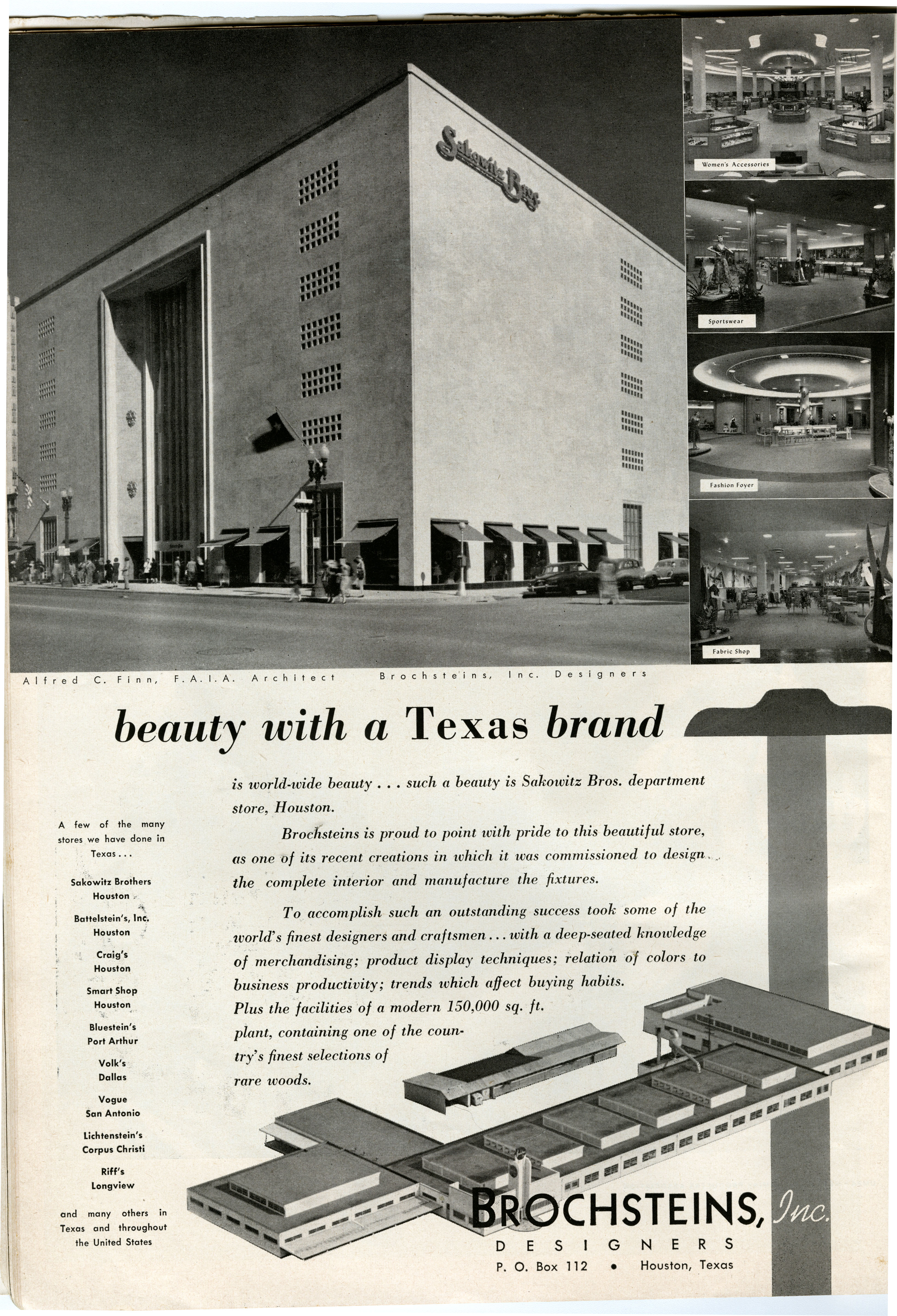 Town and Country 1954