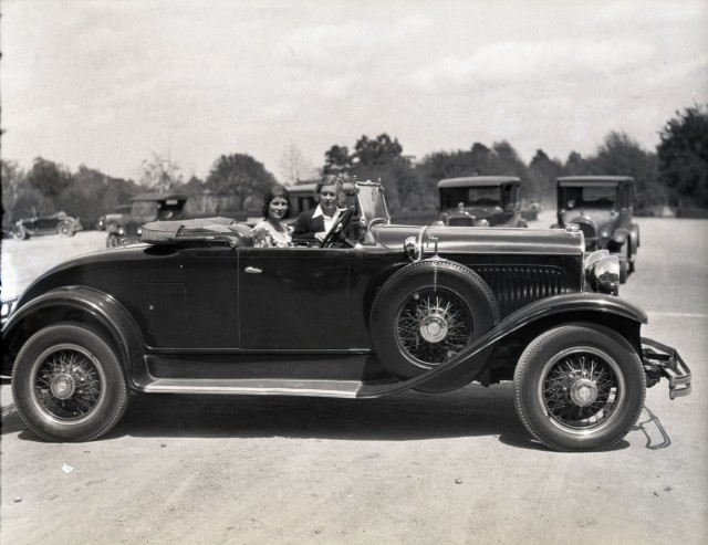 Glass big car 1929