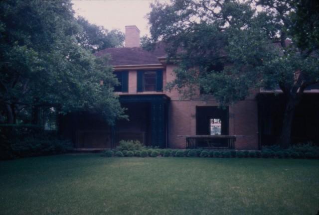 President's House June 1970