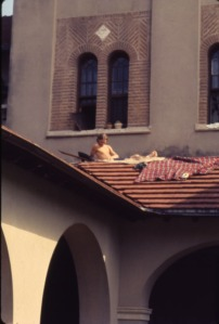 Sunbather nd 70s slide collection