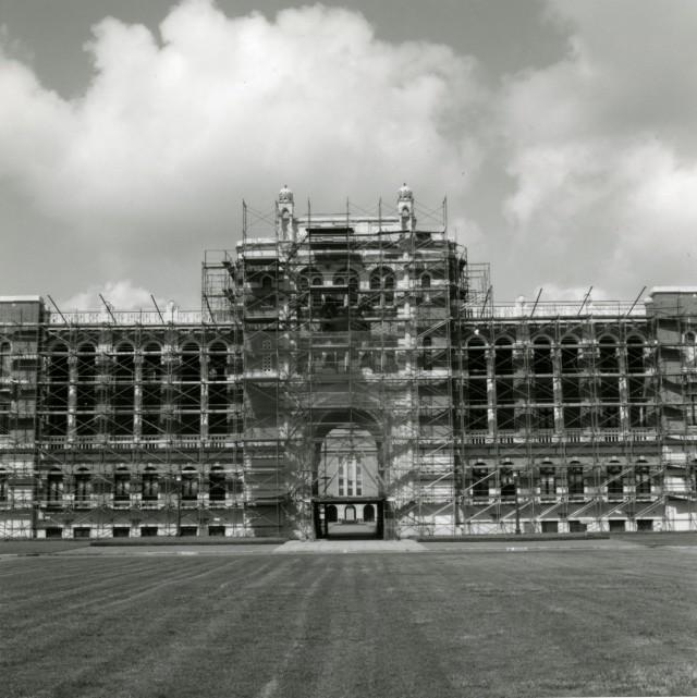 Lovett scaffolding nd