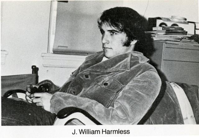 Bill Harmless 1973 Campanile