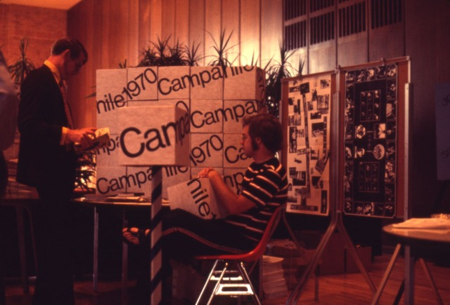Homecoming 1970 Campanile