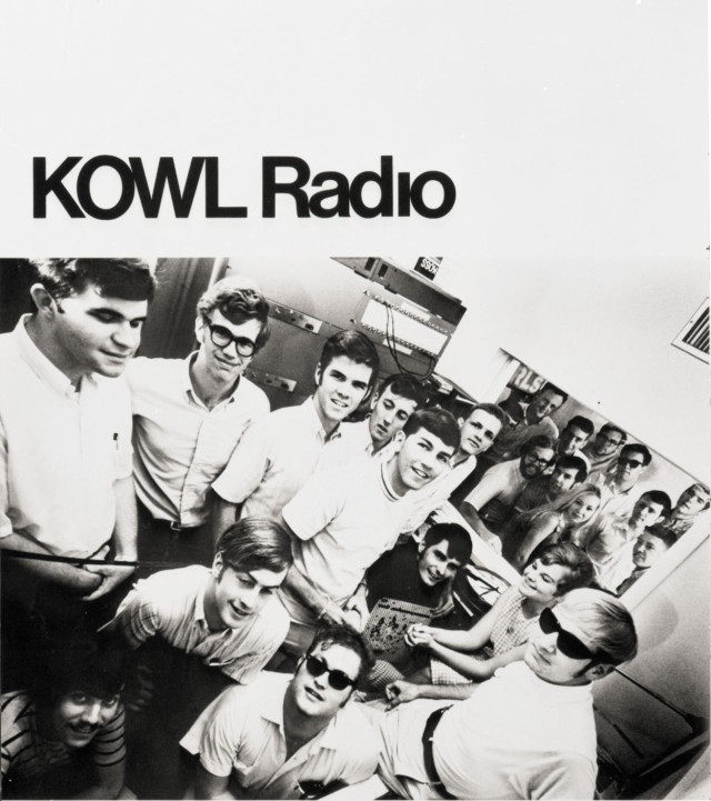 KOWL radio unknown origin