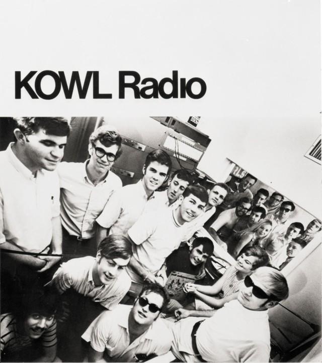 KOWL radio unknown origin