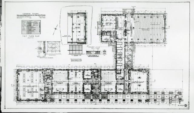 Physics plan first floor