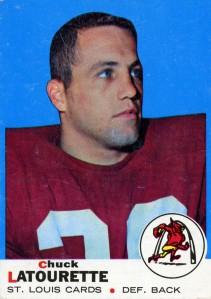 Chuck Latourette front