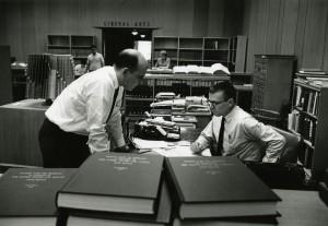 Fondren inner workings 1966